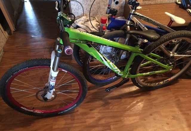 Велосипед Norco Rampage - Фото #1