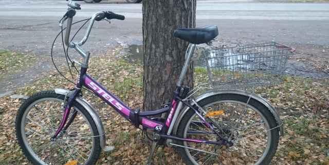складной велосипед Stels miss750 - Фото #1