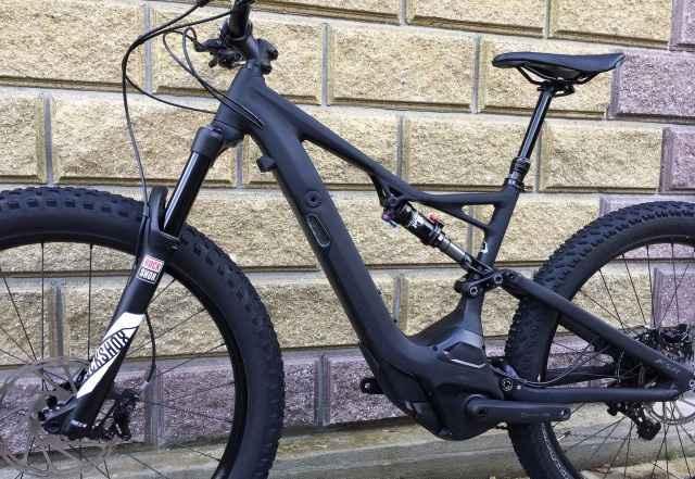 Электровелосипед Specialized Turbo levo FSR Comp 6 - Фото #1