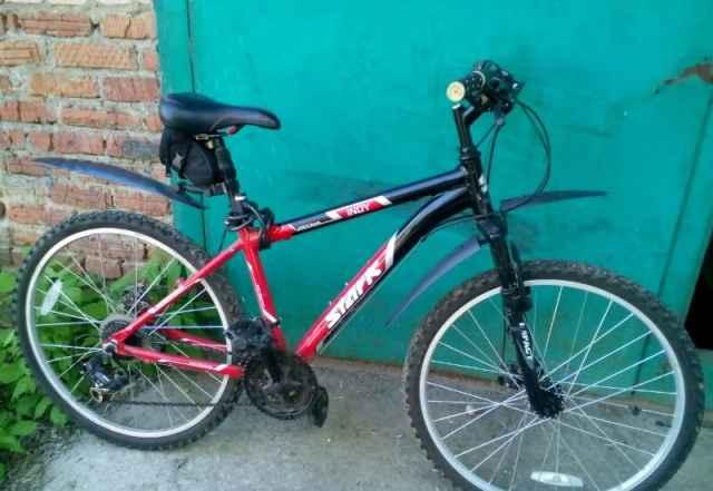 """Велосипед Stark indy Disc 16"""" - Фото #1"""