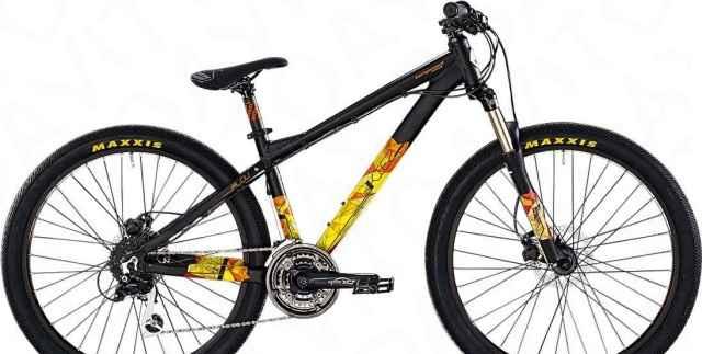 Велосипед bergamont kiez Flow 15