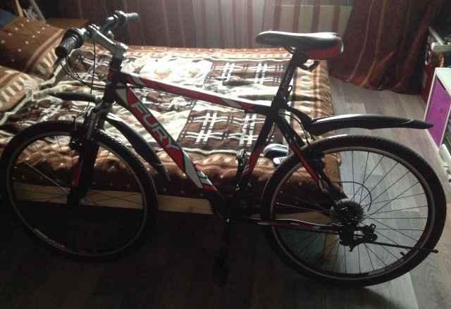 Велосипед Фури 21 скорость - Фото #1