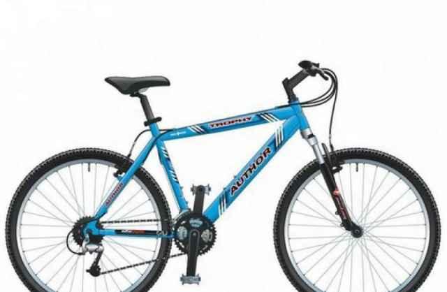 Горный велосипед Author Трофи SX 21.5 (из Чехии) - Фото #1
