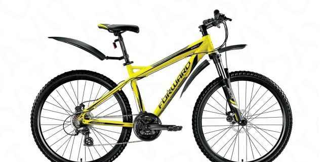 Горный велосипед Форвард Quadro 2 0
