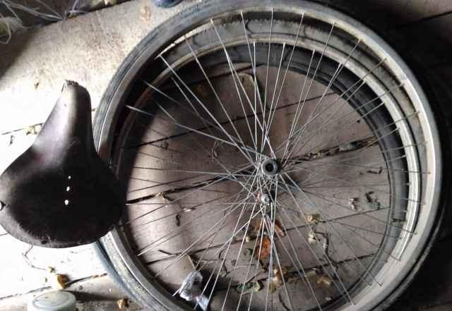 Колеса от советских велосипедов - Фото #1