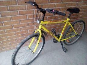 Велосипед-актико
