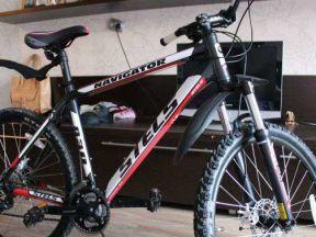 Горные велосипед Стелс Navigator 830 - Фото #1