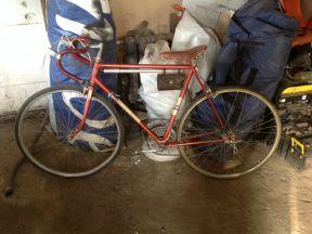 Шоссейный велосипед СССР