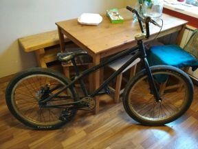 Велосипед стрит бмх 24