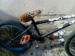 BMX стритовый