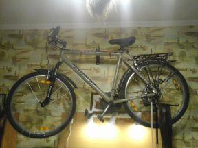 Горный велосипед -спасет от пробок - Фото #1