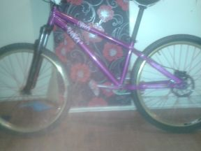 Велосипед для фристайла