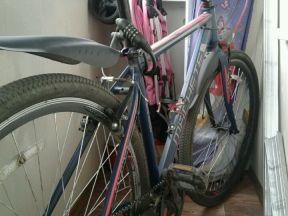 Горный велосипед обмен-