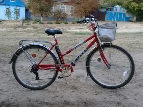 Велосипед Stels Навигатор Ledy 350