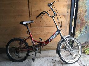 Подростковый складной велосипед Стелс Pilot 430 - Фото #1