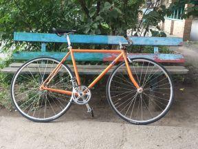 Велосипед трековый Кустом fixed Гир - Фото #1