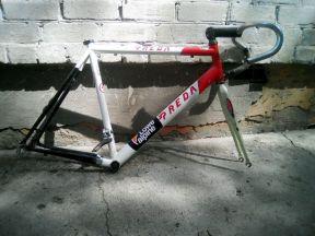 Велолипед, шоссейная рама - Фото #1
