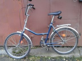 "Велосипед складной, типа ""Салют"" - Фото #1"