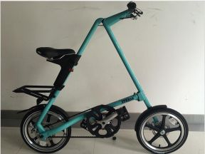 Складной велосипед strida аналог - Фото #1