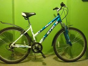 Велосипед Стелс Мисс 6000 (Stels Miss)