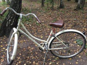 Велосипед Linus Dutchi 1 спит Cream