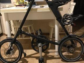 складной велосипед Strida - Фото #1