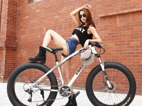 Fatbike Forknow фэтбайк