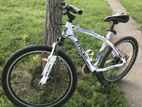 Горный велосипед «Рейсер»
