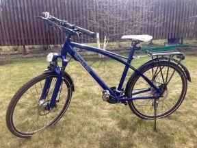 Велосипед Mercedes Бенц Trekkingbike - Фото #1