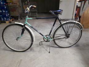 два советских велосипеда - Фото #1