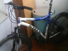 скрасной велосипед - Фото #1
