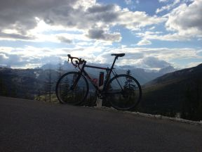 Шоссейный велосипед Wilier Triestina (Италия) - Фото #1
