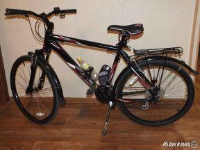 Велосипед горный мангуст взрослый состояние нового - Фото #1