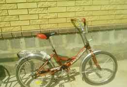 Продам подростковый велосипед б/у