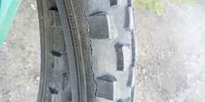 Покрышки велосипедные nylon 261.9 2 шт