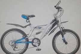 Велосипед Стелс Пилот, 6 скоростей