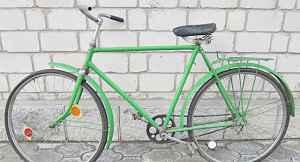 Велосипед зиф Сура-2 (восстановление / запчасти)