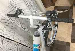 Велосипед скоростной литые диски