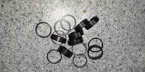 Кольца проставочные на руль велосипеда