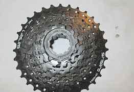 Звезда Shimano кассета sram для велосипеда