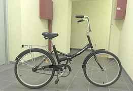 Велосипед stern travel 24