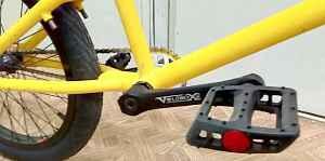 BMX не комплит (много новых деталей)