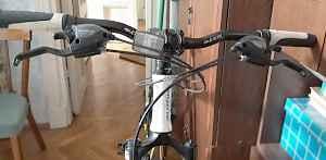 Велосипед Author solution гибрид 2013