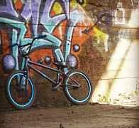 BMX Verde СтритПарк
