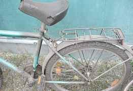 Велосипед для езды в магазин