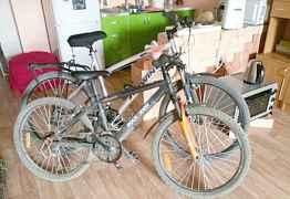 Велосипед btwin rocrider