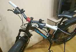 Новый велосипед фэтбайк