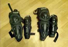 Защита колено/голень и локоть (мтб, бмх)