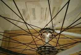 Велосипед fixed Gear