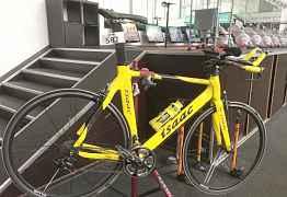 Продаю разделочный велосипед для триатлона Issac